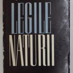 LEGILE NATURII de R.E. PEIERLS , 1963