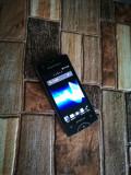 "SONY Ray - smartphone Android micut - Display 3.3"" Camera 8 megapixeli Decodat, Negru, 8GB, Neblocat"