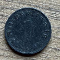 x96 Germania 1 reich pfennig 1942 A