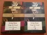 Viata lui Freud. 2 Vol (Turnul nebunilor/ Paria) Ed. Polirom, 2014- Irving Stone
