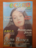 ecran magazin 24-30 iulie 2000-ionut voicu,trupa ro-mania,trupa angels