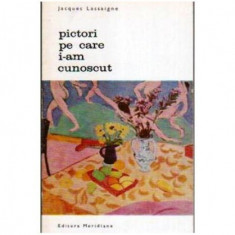 Pictori pe care i-am cunoscut