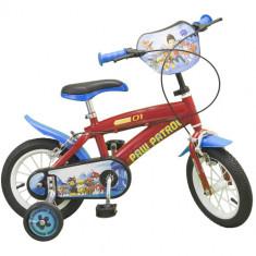 Bicicleta Paw Patrol, 12 inch
