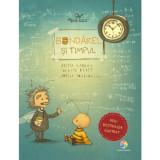 Carte pentru copii Bondarel si timpul Corint, 32 pagini, 3 ani+