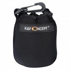 K&F Concept Husa obiectiv din neopren marime S