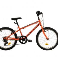 Bicicleta Copii Kreativ 2013 Portocaliu Aprins 20