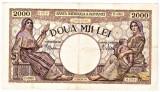 Bancnota 2000 lei 18 noiembrie 1941