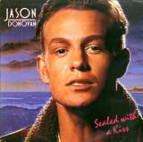 "Jason Donovan - Sealed With A Kiss (1989, PWL) Disc vinil single 7"""