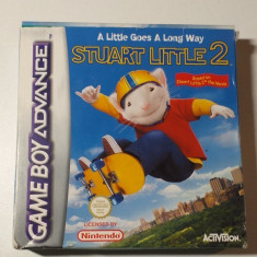 Joc Gameboy Advance Stuart Little 2