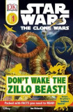 Star Wars the Clone Wars: Don't Wake the Zillo Beas T!