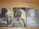 ADEVARUL  DESPRE  MARESALUL  ANTONESCU  ( 3 volume de colectie ) *