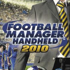 Joc PSP Fotball Manager Handheld 2010