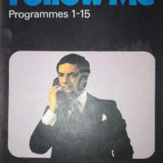 Follow Me. Programmes 1-15