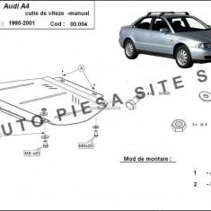 Scut metalic cutie viteze manuala Audi A4 B5 (6 cilindrii) fabricat in perioada 1995 - 2001 APS-00,004