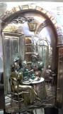 Tablou oglinda metaloplastie foita argint 1, Scene gen, Fresca, Altul