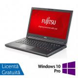 Laptop FUJITSU SIEMENS Lifebook E544, Intel Core i3-4000M 2.40GHz, 16GB DDR3, 500GB HDD, 14 Inch + Windows 10 Pro