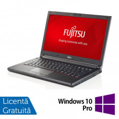 Laptop FUJITSU SIEMENS Lifebook E544, Intel Core i5-4210M 2.60GHz, 16GB DDR3, 120GB SSD, 14 Inch + Windows 10 Pro, 16 GB