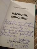 Razboiul minciunii - Mihai Vicol (cu autograf) Biblioteca HISTORICA