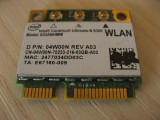 Placa wireless laptop Dell Inspiron 17R N7010, Intel Ultimate-N 6300, 633ANHMW