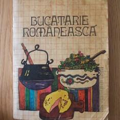 BUCATARIE ROMANEASCA- NEGREA