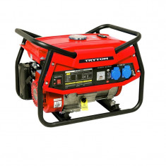 GENERATOR ELECTRIC PE BENZINA - 12/230/230V / 2KW Profi Tools