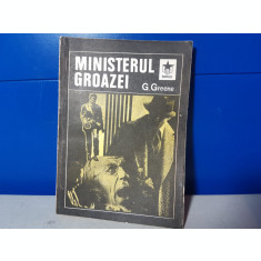 G. Greene - Ministerul groazei  /   C17