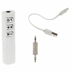 Modulator auto Wireless, Bluetooth, MP3 Car player - BT450WHITE