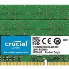 Memorie Crucial CT2K4G4SFS8266, DDR4, 2x4GB, CL19, 2666MHz