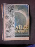 ATLAS ISTORIC PENTRU SCOALELE SECUNDARE - P.P. PANAITESCU, ELISABETA ION