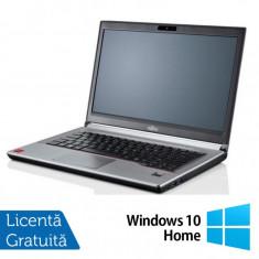 Laptop Refurbished Fujitsu LIFEBOOK E743, Intel Core i7-3632QM 2.20GHz, 8GB DDR3, 240GB SSD, 14 Inch + Windows 10 Home