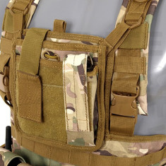 Vesta tactica Commando Recon - Multicamo [8FIELDS]