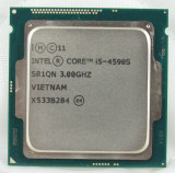 Procesor Intel Haswell Refresh, Core i5 4590/4590 S  3,0GHz, Intel Core i5, 4