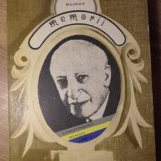 MEMORII - ANDRE MAUROIS