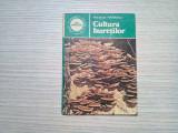 CULTURA BURETILOR -  Nicolae Mateescu -  Editura Ceres, 1985, 90 p.
