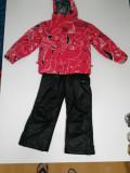 Costum ski—iarna, impermeabil, calduros,NORD BLANC → fete   7—8 ani   128 cm, Copii