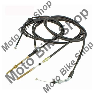 MBS Cablu frana spate Piaggio Liberty 125cc 597320, Cod Produs: 163555740RM foto
