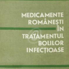 Medicamente romanesti in tratamentul bolilor infectioase