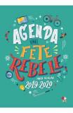 Agenda unei fete rebele anul scolar 2019-2020 - Francesca Cavallo