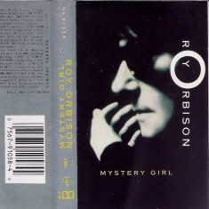 Caseta Roy Orbison ‎– Mystery Girl, originala