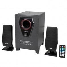 Boxe multimedia Havit HV-SF7100U, Negru