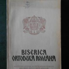 BISERICA ORTODOXA ROMANA. ANUL LXXXIX, Nr. 3-4, MARTIE APRILIE 1971