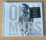Olly Murs - Never Been Better (CD Digipack Deluxe Edition) 2014