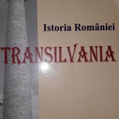 Soc. Cult. George Baritiu - Istoria Romaniei - Transilvania (vol. I)