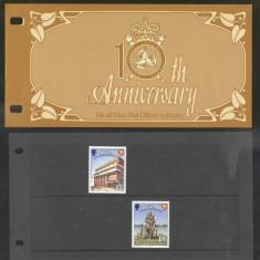 Isle of Man 1983 UPU Presentation Folder K.391