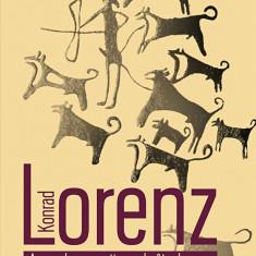 Asa a descoperit omul cainele   Konrad Lorenz