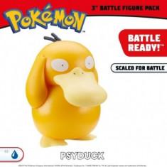 Pokemon, Psyduck figurina articulata 7 cm