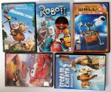 DVD Desene animate 5+1 gratis toate subtitrare RO, patru din pachet dublate RO, Romana, Disney