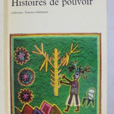 HISTOIRES DE POUVOIR par CARLOS CASTANEDA , 1975