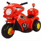 Motocicleta Electrica 991, 6V Rosu