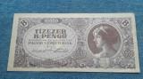 10000 Tizezer B-Pengo 1946 Ungaria